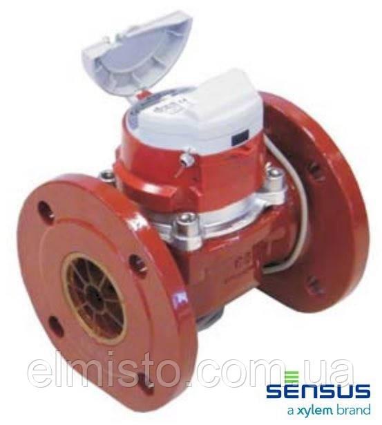 Водосчетчики SENSUS MeiStream FS 80/90° промышленные на горячую воду (Германия)