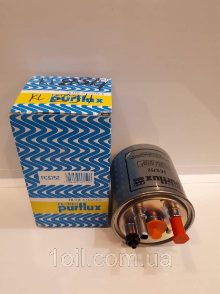 Фильтр топливный    PURFLUX   FCS752  (аналог KL834)