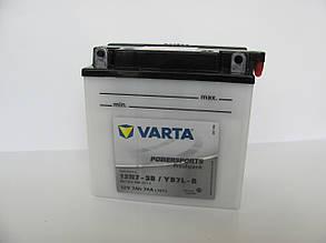 Аккумулятор мото VARTA Powersports FP 7 A/ч (0)