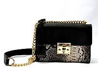 Женская брендовая сумка кроссбоди от Gucci
