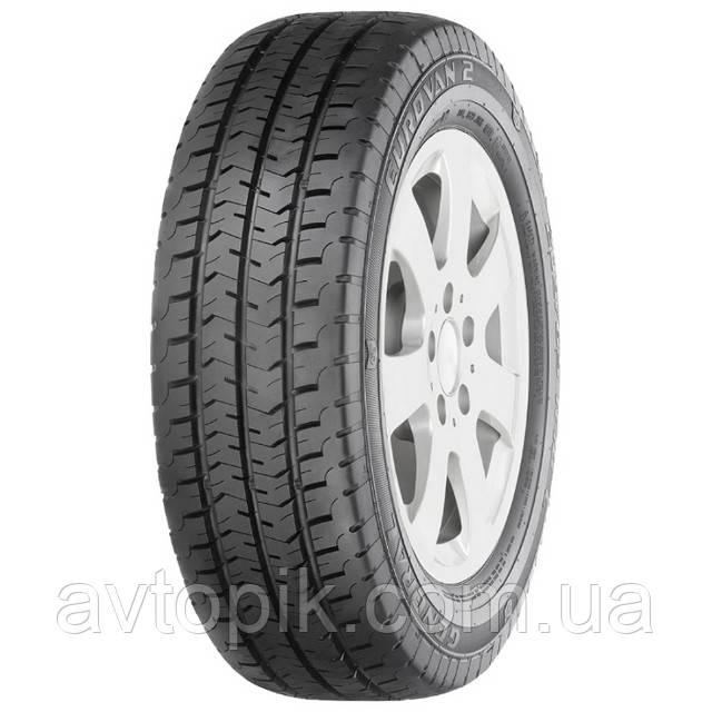 Летние шины General Tire Eurovan 2 185 R14C 102/100Q
