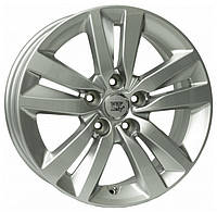 Литые диски WSP Italy Peugeot (W854) Lione R16 W7 PCD5x108 ET44 DIA65.1 (silver)