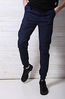 Штани Pobedov Multi Pockets синие