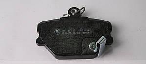 Колодки тормозные передние Smart 00-04, фото 2