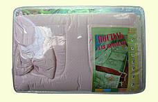 Комплект постельного белья для младенцев в кроватку (однотонные) Мальва, фото 2