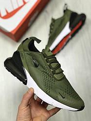 """Мужские кроссовки Nike Air Max 270 """"Green""""  (люкс копия)"""