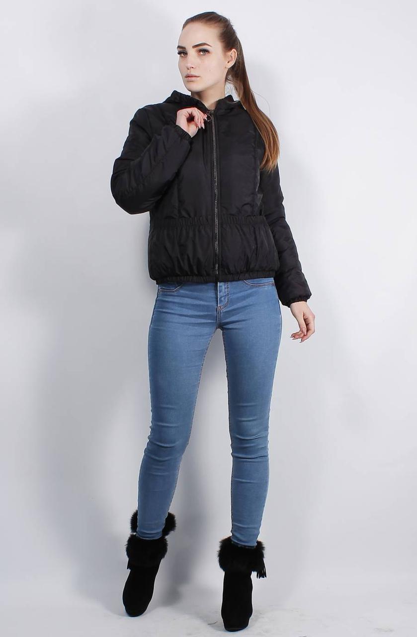Короткая весенняя куртка