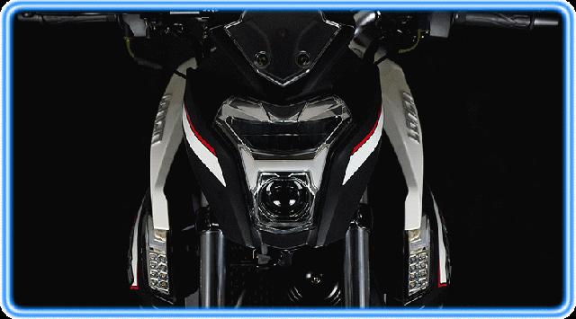 Loncin LX-300 Фара