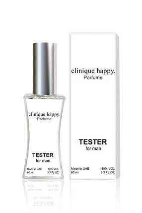 Мужские духи Тестер - Clinique Happy for men - 60 мл, фото 2