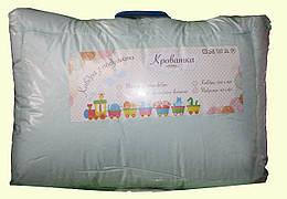 Ліжечко дитяче ковдра з подушкою Мальва
