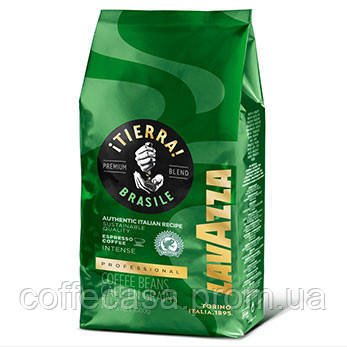 Кофе в зернах Lavazza Tierra Brasile Intense 1 кг