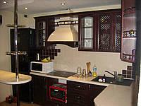 Прекрасная угловая кухня Грация
