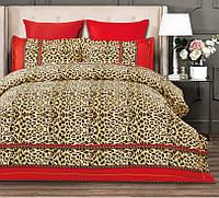 Комплект постельного белья двуспальный евро сатин Arya Fashionable Liona