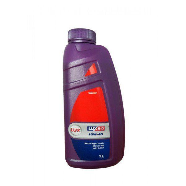 Моторное масло Luxe ЛЮКС 10W-40 SJ/CF 1л