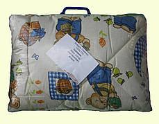 Детское одеяло 110*140  Мальва