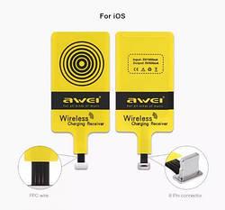 Приемник для беспроводной зарядки Awei для iPhone