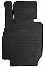 Резиновый водительский коврик в салон Mazda CX-3 2015- (STINGRAY)