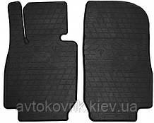 Резиновые передние коврики в салон Mazda CX-3 2015- (STINGRAY)