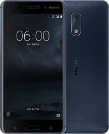 Nokia 6 Чехлы и Стекло (Нокиа 6)