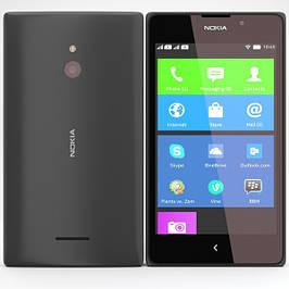 Nokia XL Чехлы и Стекло (Нокиа ХЛ Икс Эль)