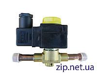 Соленоид, электромагнитный клапан 3\8 под пайку., фото 1