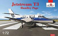 "Пассажирский самолет Jetstream T3 "" 1/72 AMODEL 72333"