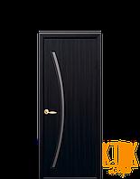 Межкомнатные двери Новый Стиль Дива (венге) экошпон