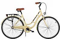 Велосипед городской Moly Dawstar Cappuccino 2017