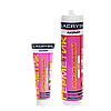 Герметик силиконизированный акриловый белый LACRYSIL, 200 гр