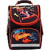 Рюкзак школьный каркасный Kite Hot Wheels HW18-501S-1; рост 115-130 см