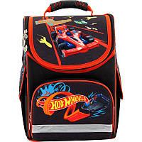 Рюкзак школьный каркасный Kite Hot Wheels HW18-501S-1; рост 115-130 см, фото 1