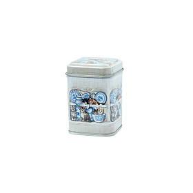 Маленькая банка для чая или кофе Котята, 25г ( баночка для сыпучих )