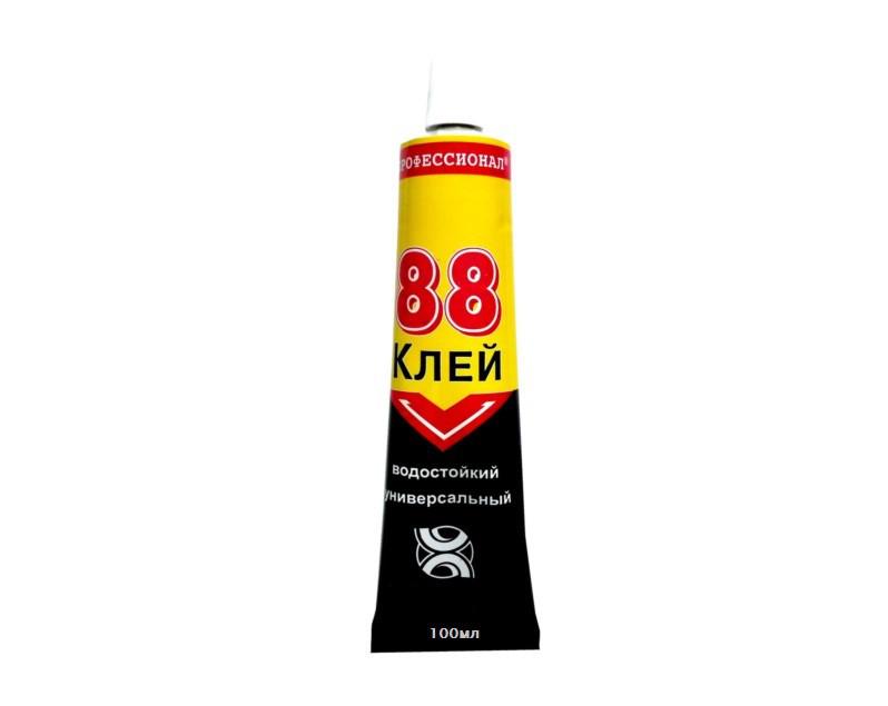"""Клей хлоропреновый """"88"""" ХИМИК-ПЛЮС контактный 100мл"""