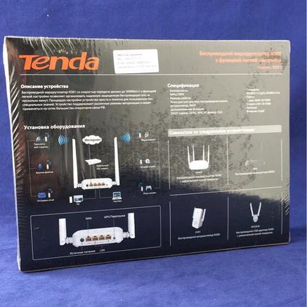 Роутер Wi-Fi TENDA N301 EAN/UPC: 6932849406894, фото 2