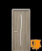 Межкомнатные двери Новый Стиль Гармония (сандал) экошпон