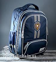 Рюкзак школьный OX 373 синий 555701 YES, фото 2