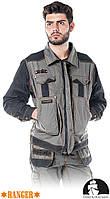 Куртка джинсовая LH-RG-J  [KBP] джинсовая спецодежда