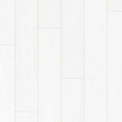 Ламинат Quick Step Доска белая коллекция Impressive Ultra, фото 2