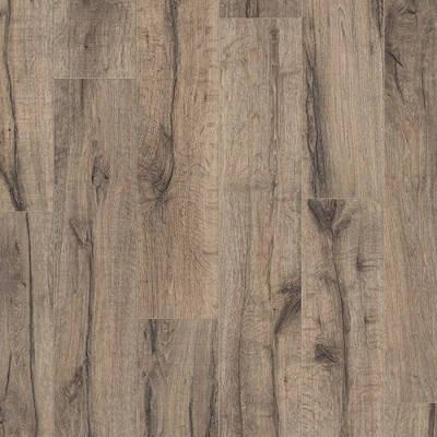 Ламинат Quick Step Доска дуба реставрированного коричневого коллекция Perspective Wide, фото 2