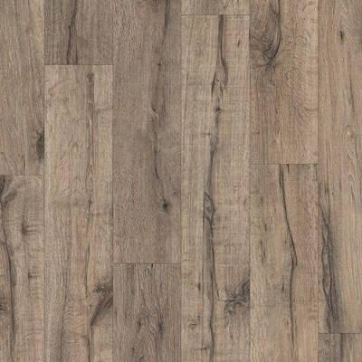 Ламинат Quick Step Доска дуба реставрированного коричневого коллекция Eligna Wide, фото 2
