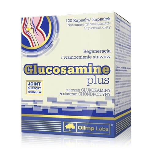 Хондропротектор OLIMP Glucosamine Plus 120 caps