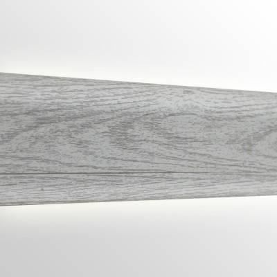 Плинтус пластиковый San Deckor SD107 Нотленд Светлый, фото 2