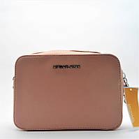Удивительная женская сумочка MK розового цвета PQQ-076201, фото 1