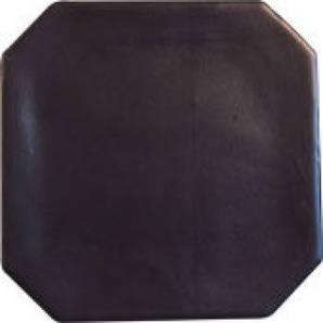 Octagon Negro Mate 15х15