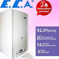 Котел газовый E.C.A. 24 кВт PROTEUS Plus 24 HM турбированный двухконтурный , фото 1