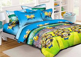 Детский комплект постельного белья 150*220 хлопок (9200) TM KRISPOL Украина