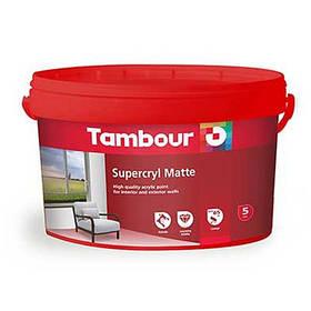 Акриловая краска Tambour (Тамбур) Supercryl Matt (Суперкрил Матт)