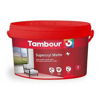 Акриловая краска Tambour (Тамбур) Supercryl Matt Plus (Суперкрил Матт Плюс), фото 2
