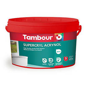 Акриловая краска Tambour (Тамбур) Supercryl Acrynol (Суперкрил Акринол)