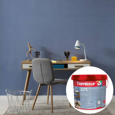 Декоративная краска Tambour (Тамбур) Jute (Джут), фото 2